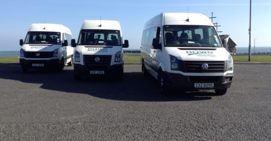 Down Community Transport Fleet